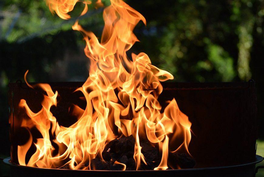 Загадки про огонь